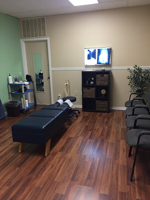 Chiropractic Monroeville PA Treatment Room