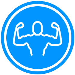 Icon Set Muscle